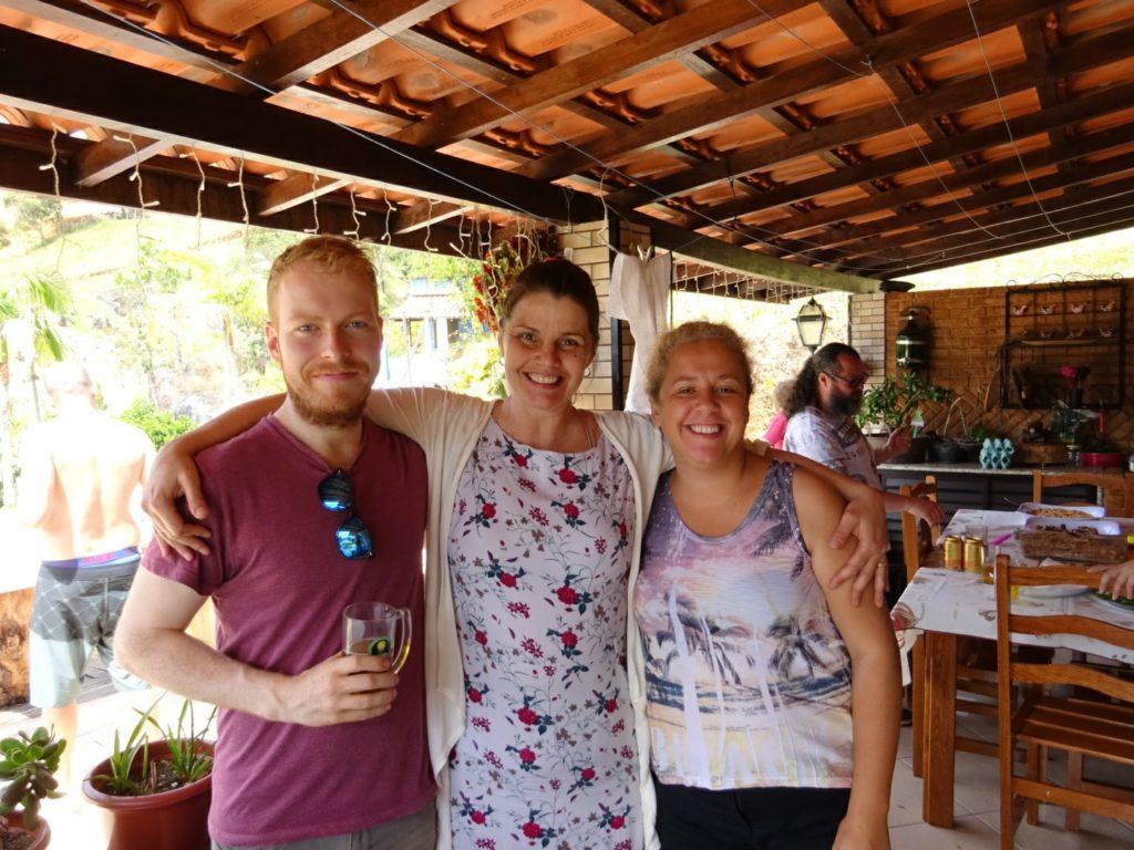 homestay family brazil