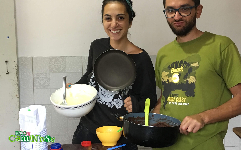 Eco Caminhos, lifestyle, volunteer, voluntariado, alternativo, voluntário