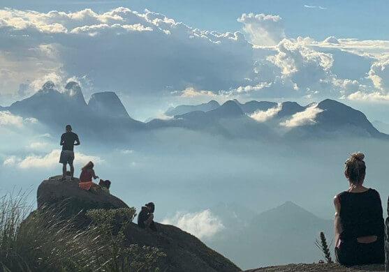 Visita a la hacienda y hermosas caminatas en las montañas (1 día)