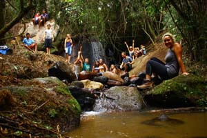 Group Experience Eco Farm in Brazil