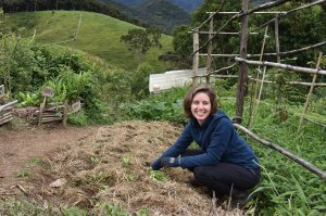 Sarita | Austrian shares her short-term volunteer experience on eco farm